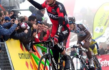 van Garderen ganó la etapa reina de la Volta