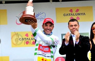 El español 'Purito' Rodríguez es nuevo campeón en Cataluña