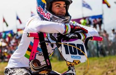 Pajón siguió triunfante en Chile y acumuló su segundo oro