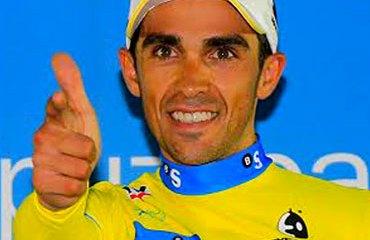 Contador subió al podio por cuarta jornada consecutiva como líder
