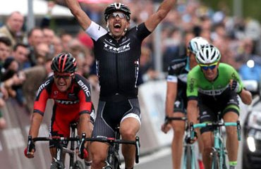 'Espartaco' llega a su tercer Tour de Flandes –el segundo de manera consecutiva-