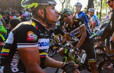 El Team Colombia tendrá una semana decisiva en su preparación para el Giro