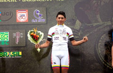 Wilson Estiben Peña y su reciente podio Panamericano en Brasil