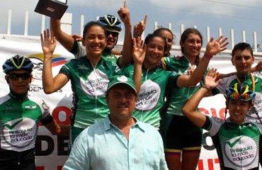 Antioquia fue el campeón general en el nacional de Ruta