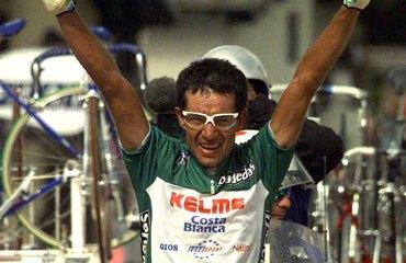 'Chepe' ganó dos etapas en el Giro