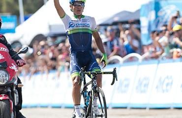 """""""Chavito"""" y su victoria en el Tour de California"""