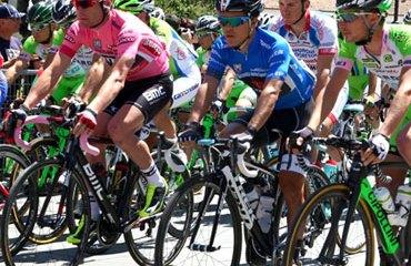 El Giro tendrá este fin de semana una buena dosis de alta montaña