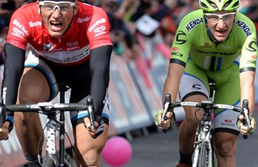 Marcel Kittel es el hombre más rápido del Giro 2014