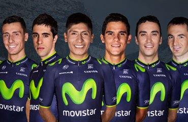 Quintana liderará por primera vez a la escuadra telefónica en una 'grande'