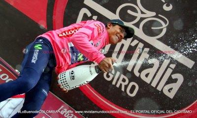 Quintana brilló con luz propia en la primera de las cuatro jornadas de alta montaña que faltan para terminar el Giro 2014