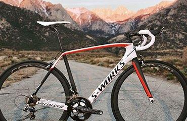 Esta es la nueva bicicleta Tarmac 2015