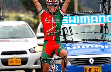 López se confirmó este viernes como una de las grandes promesas del ciclismo nacional