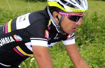 Chalapud fue el mejor del Team Colombia en Eslovenia