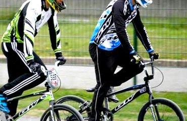 Bogotá recibe ahora el Torneo Nacional de BMX