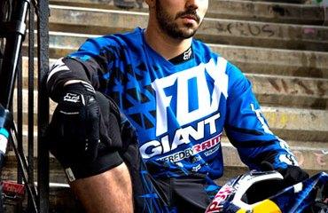 Marcelo Gutiérrez sigue brillando en las máximas pruebas del Downhill