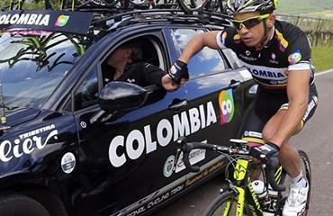 El Team Colombia ha puesto toda su andamiaje a disposición de las Selecciones Nacionales que compiten en Europa