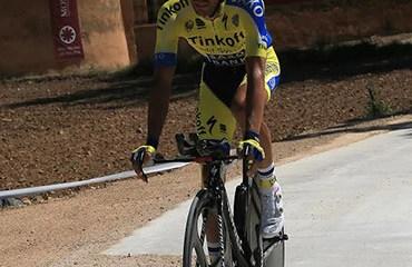 Contador tendrá mañana su prueba de fuego en la primera cita con el reloj de la Vuelta a España 2014