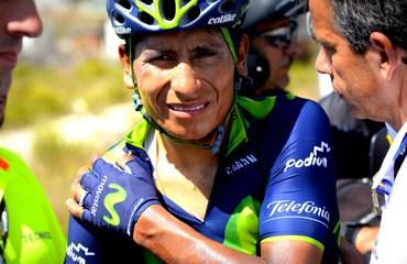 La nueva caída, sí obligó al retiro de Nairo Quintana de la Ronda.
