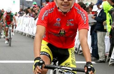 La prueba estelar del pedalismo boyacense tiene un nuevo vencedor: Óscar Rivera.