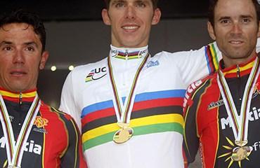 España hizo las medallas de plata y bronce en la cita del 2013 en Florencia