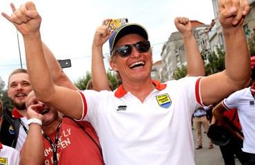 Oleg Tinkov quiere ver a los más grandes hacer la triple corona