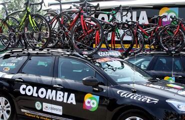 Para el Team Colombia, 2015 será su cuarta temporada en Europa.