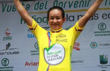 Ana Sarabia, triunfo y liderato en el penúltimo tramo.