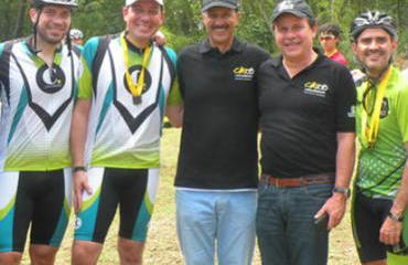 Este fue el tercer fin de semana del certamen ciclístico.