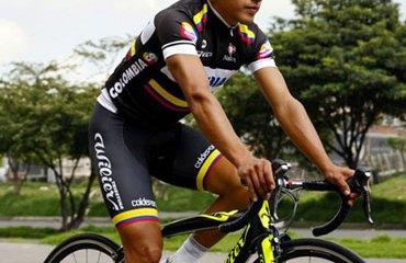 Rubiano cumplirá en 2015 el segundo año con el equipo.