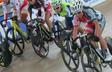 Nicolás Medina fue el velocista más destacado en cita caleña.