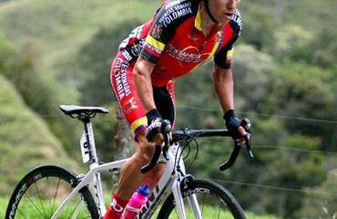 DEl risaraldense Didider Chaparro buscará una oportunidad en el ciclismo europeo