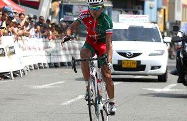 Hernando Bohorquez inició el 2015 ganando el Circuito de Tuta homenaje a Miguel Sanabria