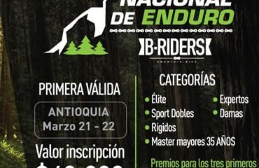 El Enduro MTB tendrá su cita este sábado y domingo en territorio paisa