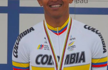 Dueñas sumó la segunda medalla de Colombia en la cita mundial holandesa