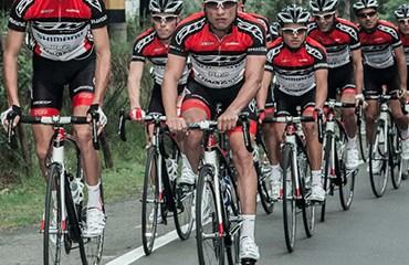 El GW es uno de los más de 25 equipo que apoya Shimano alrededor del mundo