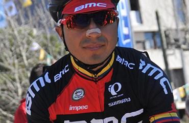 Atapuma será una de las cartas más fuertes del BMC para la edición 2015 de la ronda vasca