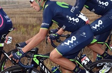 Dayer Quintana, uno de los preseleccionados por Movistar para Giro de Italia