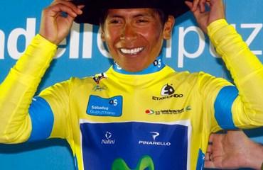 La ronda vasca vio una histórica actuación de Colombia en 2013 con Quintana campeón y Henao tercero