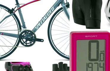 Specialized con todo para el Ciclismo de las mujeres y madres