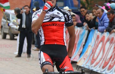 Didier Sastoque comandará el GW en la Vuelta al Tolima