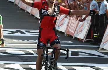 Greg Van Avermaet le ganó el pulso por la victoria al eslovaco Peter Sagan