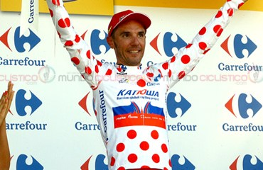 Joaquim Rodríguez ganador de la etapa de hoy del Tour 2015