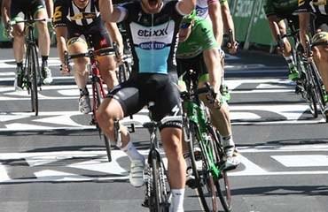 Cavendish obtuvo su 26a victoria de Tour de Francia tras dos años de sequía
