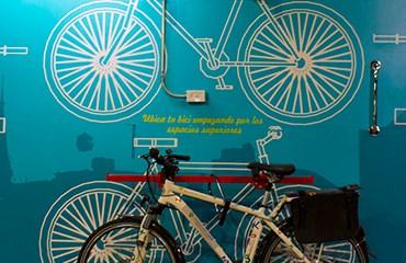Specialized Colombia está prestando en la capital de Caldas asesoría y diseño gratuito de cicloparqueaderos para personas y empresas