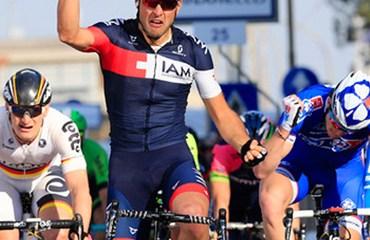 Matteo Pelucchi ganador de segunda etapa del Tour de Polonia