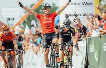 Zdenek Stybar ganador de última etapa del Tour de República Checa