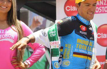 Alejandro Serna ganador de la última etapa del Clásico RCN