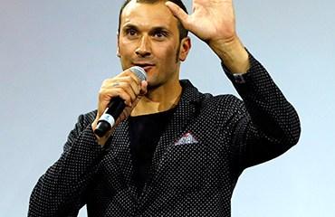 Ivan Basso se despidió este lunes de su carrera como ciclista profesional