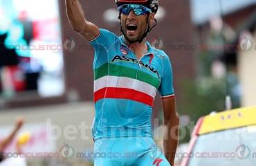 Vincenzo Nibali, el vencedor del Giro de Lombardía 2015