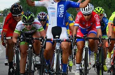 La californiana Coryn Rivera se anotó la 1era etapa y el liderato del Tour de San Luis Femenino (Foto©AgenciaSanLuis)
